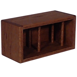 03D Series CD Storage Cabinets - single shelf - 4 sizes