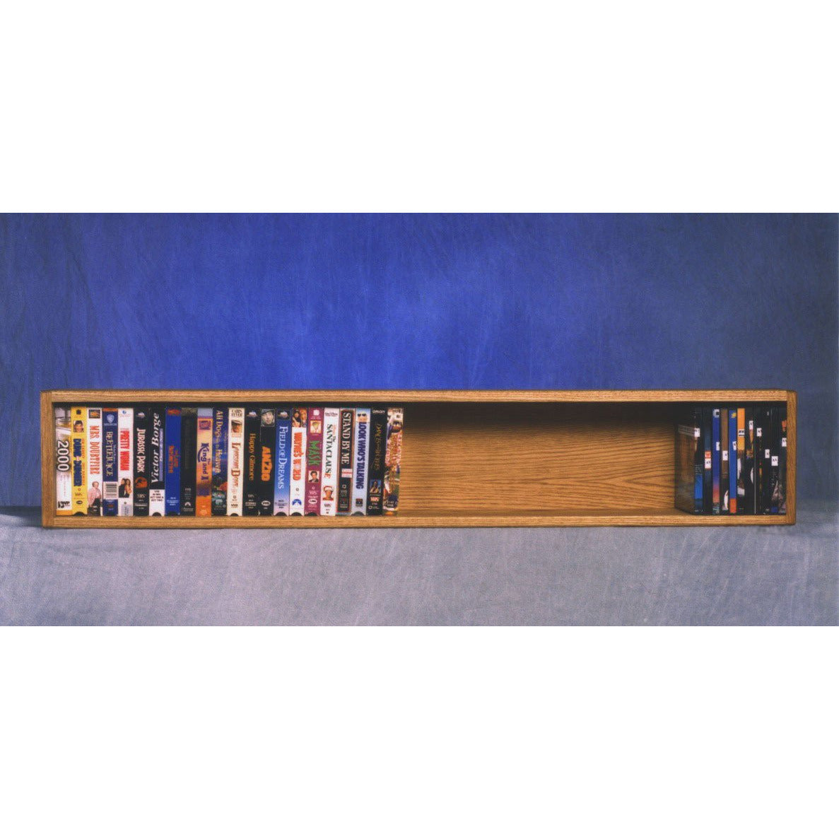 08 Series CD/DVD/VHS Combination Cabinets - 12 sizes