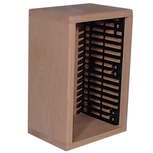Model 110-1 DVD Storage Rack