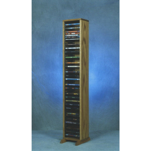 Model 110-4 DVD Storage Rack