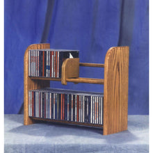 Load image into Gallery viewer, Model 201 CD Storage Rack