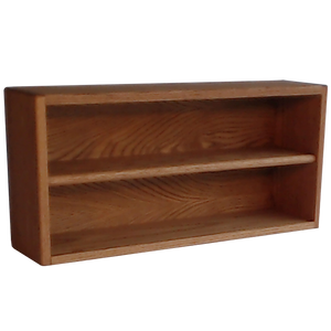 "Model 208-2 Collectible Display Shelf - (2) 5"" Shelves - 8"" Openings - 26"" Wide"