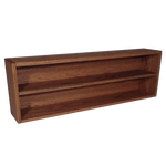 Model 203-3 CD Storage cabinet - honey oak