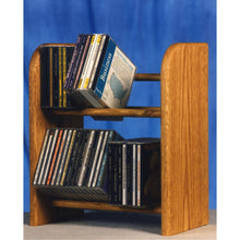 Load image into Gallery viewer, Model 204 CD Storage Rack