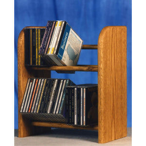 Model 204 CD Storage Rack