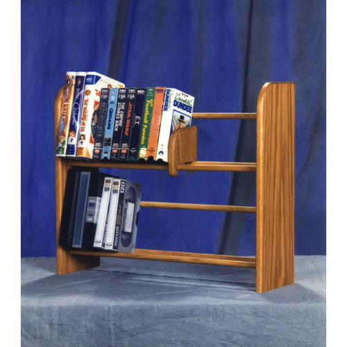 Model 205 VHS & DVD Storage Rack