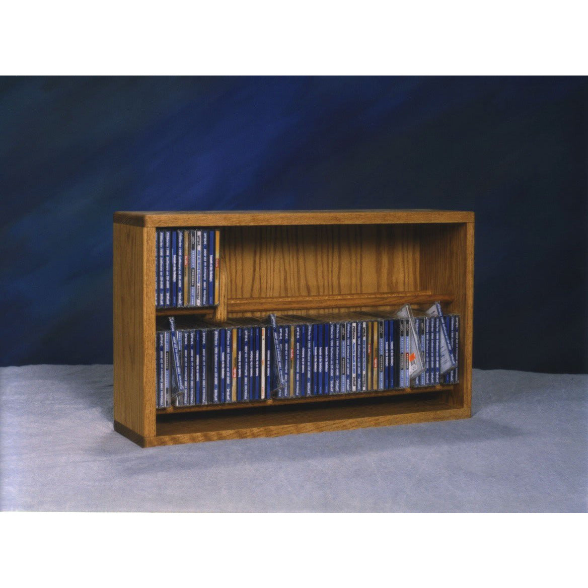 Model 206-24 CD Storage Rack