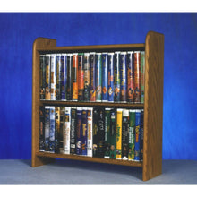 Load image into Gallery viewer, Model 207 VHS & DVD Storage Rack