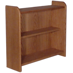 "Model 207 Collectible Display Shelf  - (2) 5"" Shelves* - 8"" Openings - 24"" Wide"