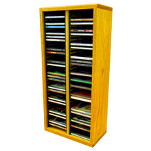 Load image into Gallery viewer, Model 209-2 CD Storage Rack