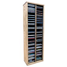 Load image into Gallery viewer, Model 209-3 CD Storage Rack