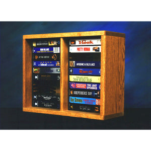 Model 210-1 DVD Storage Rack
