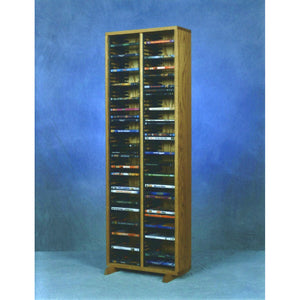 Model 210-4 DVD Storage Rack