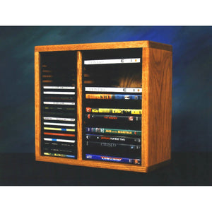 Model 211-1 CD/DVD Combination Rack