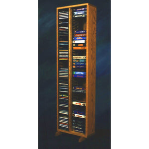 Model 211-4 CD/DVD Combination Rack