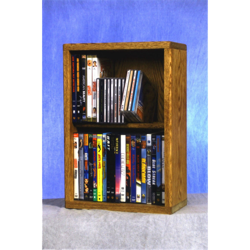 Model 215-12 CD/DVD/VHS Combination Rack