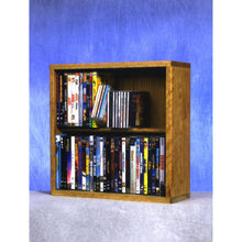Load image into Gallery viewer, Model 215-18 CD/DVD/VHS Combination Rack