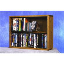 Load image into Gallery viewer, Model 215-24 CD/DVD/VHS Combination Rack