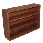 Model 303-2 CD Storage Rack - dark