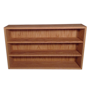 "Model 3086-3 Collectible Display Rack - (3) 5"" Shelves - 6"" Openings - 39"" Wide"