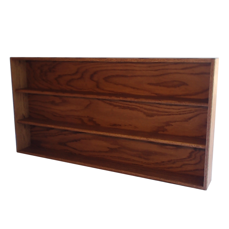 08 Series Collectible Cabinets - 12 sizes