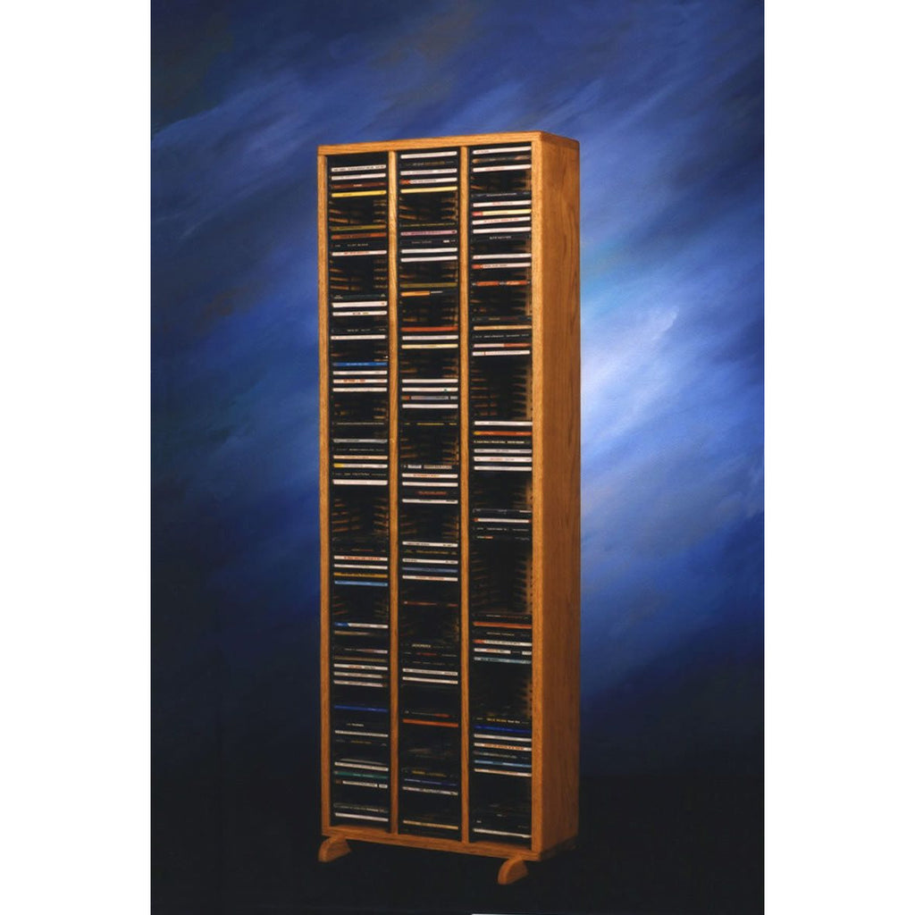 09 Series CD Storage Cabinets with inserts - 20 sizes