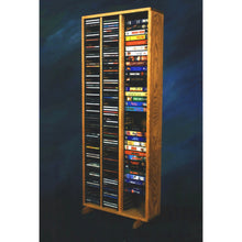 Load image into Gallery viewer, Model 312-4 CD/DVD Combination Rack