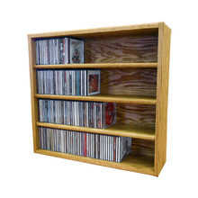 Load image into Gallery viewer, Model 403-2 CD Storage Rack