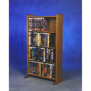 Model 407 VHS & DVD Storage Rack