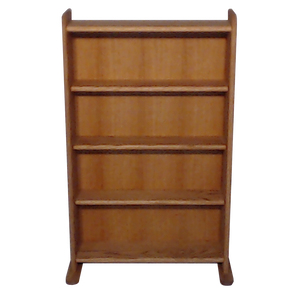 "Model 407 Collectible Display Shelf - (4) 7"" Shelves - 8"" Openings - 39"" Wide"