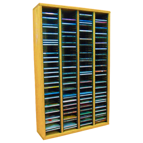 Model 409-3 CD Storage Rack