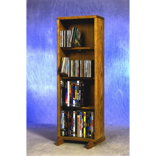 Model 415-12 CD/DVD/VHS Combination Rack