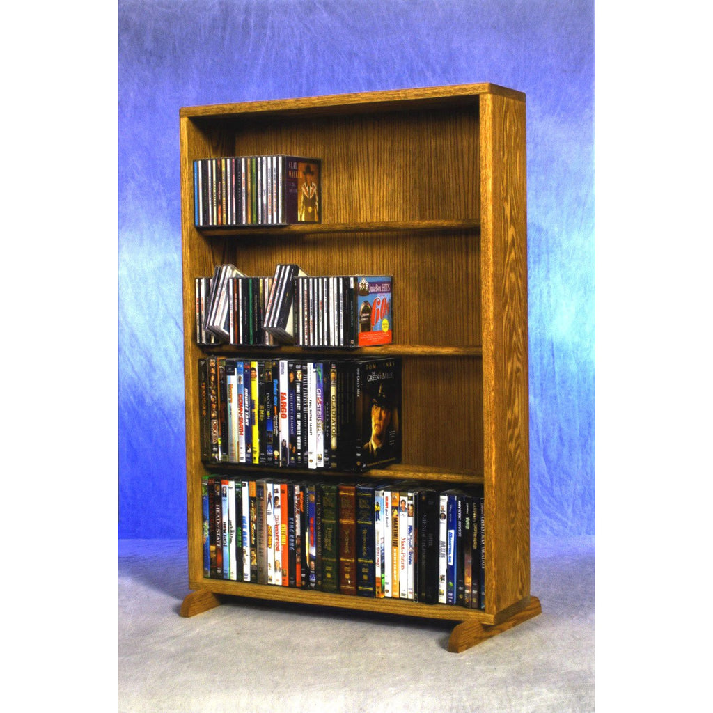Model 415-24 CD/DVD/VHS Combination Rack