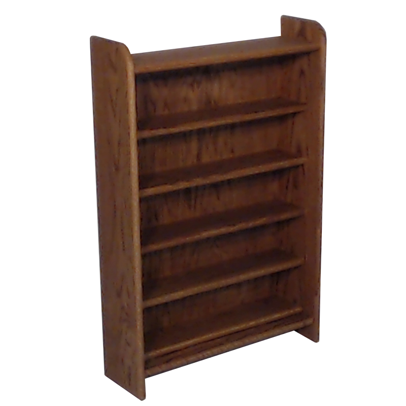 330 capacity CD storage cabinet - dark finish