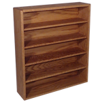 Model 503-2 CD Storage Cabinet - clear