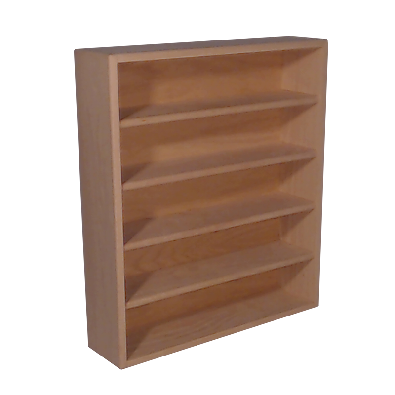 Model 503-2 CD Storage Cabinet - unfinished