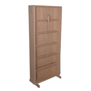 Model 615-24 CD/DVD/VHS Combination Storage Cabinet - unfinished