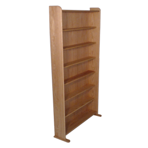 Model 707-3 VHS & DVD Storage Rack