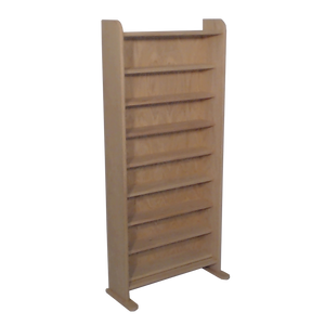 Model 802 CD Storage Rack
