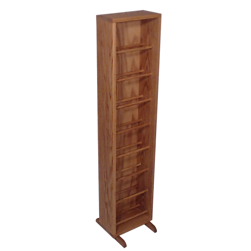 Model 806-12 CD Storage Rack