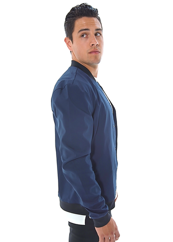 "<h1 style=""text-align: center;""><strong>NIGHT VISION</strong>&nbsp;</h1> <p style=""text-align: center;""><span style=""color: #999999;"">reflective bomber jacket</span></p>"