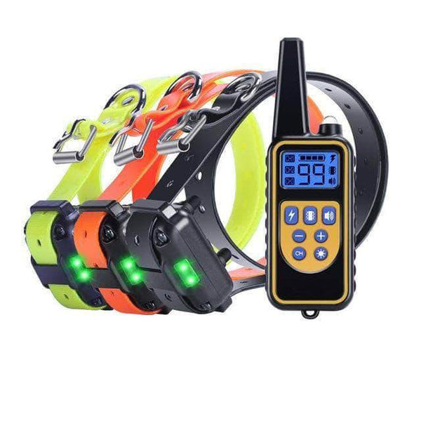 Electric Dog Training Collar - pethomeus