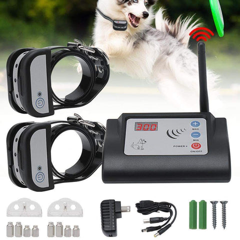 Outdoor Wireless Electric Dog Fence - pethomeus