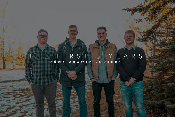 The First 3 Years: Füm's Growth Journey