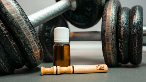 Essential Oils for Sports Performance