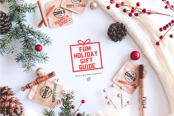Füm Holiday Gift Guide