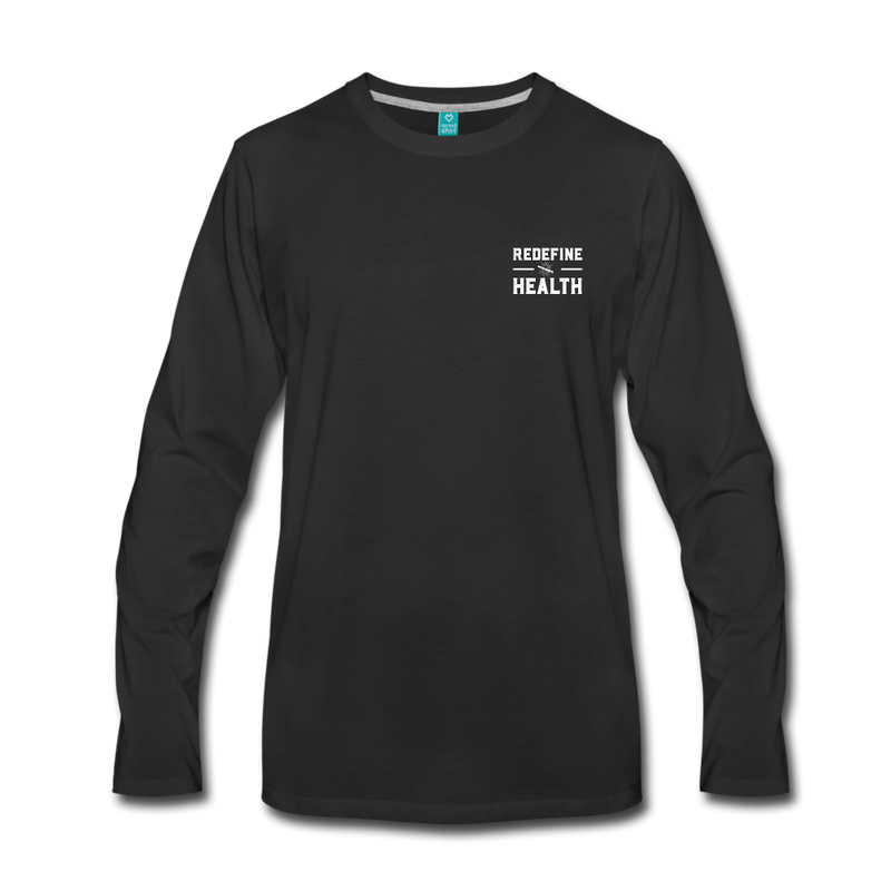 Redefine Health Long Sleeve (Dark) - black