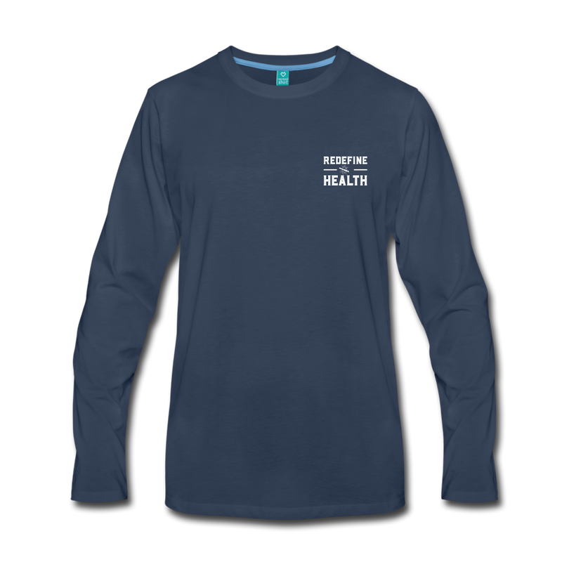 Redefine Health Long Sleeve (Dark) - navy