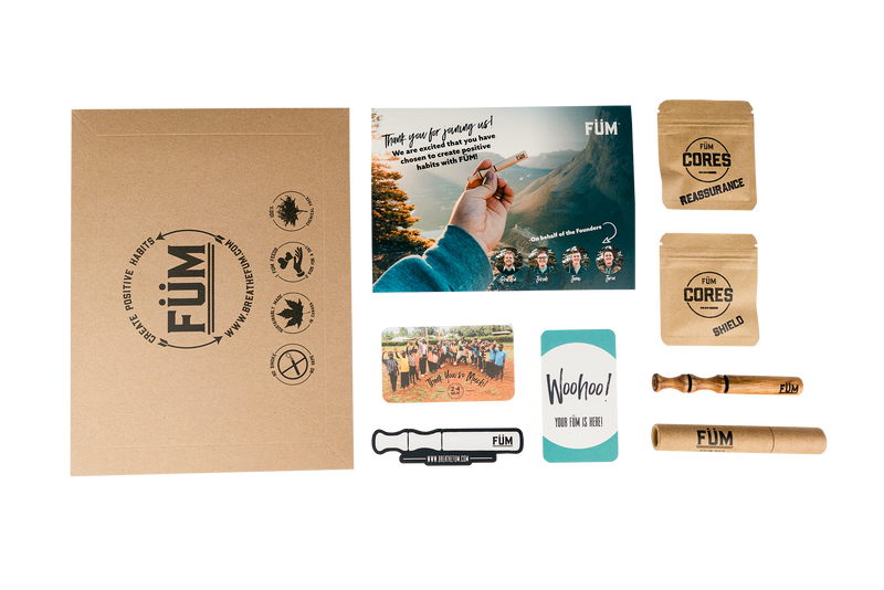FÜM Wellness Pack