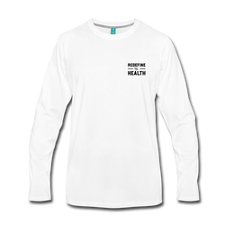 Redefine Health Long Sleeve (Light) - white